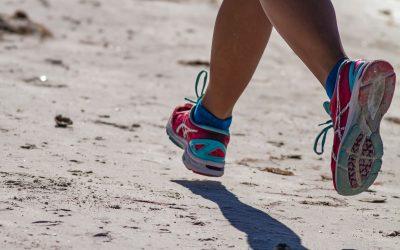 I løb konkurrerer du mod dig selv