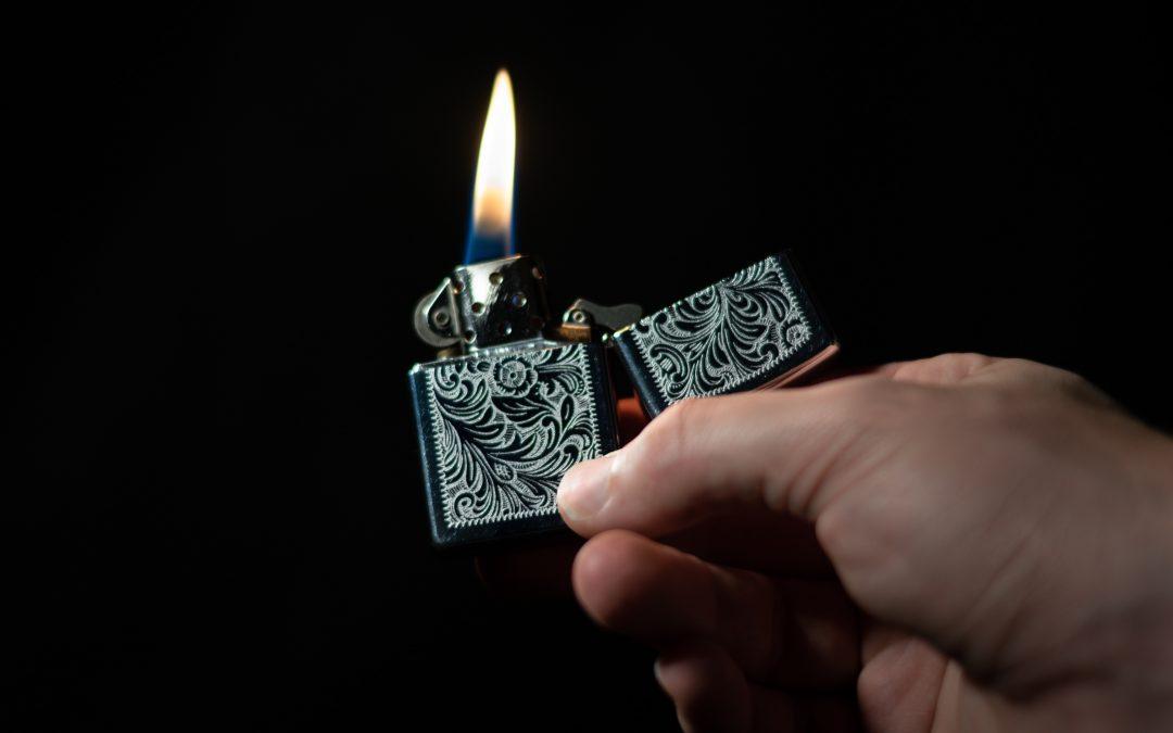 Lighteren til en rigtig blærerøv