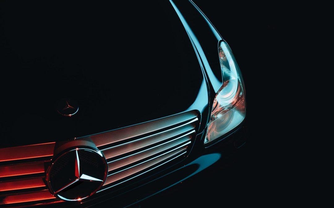 Overvejer du at lease en Mercedes?