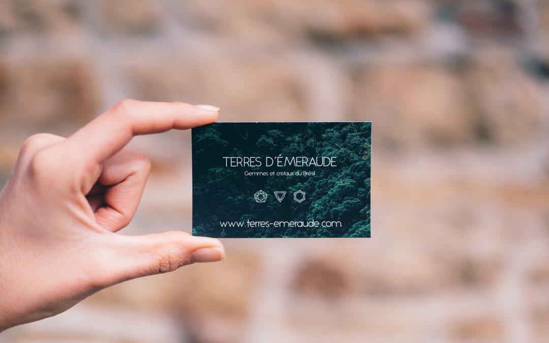 Kvalitetsvisitkort med muligheder