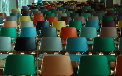 Konferencestole til den seriøse arbejdsplads